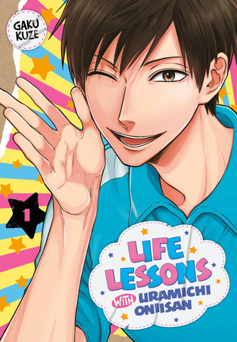 LIFE LESSONS WITH URAMICHI ONIISAN VOL 01