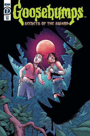 GOOSEBUMPS SECRETS OF THE SWAMP #2 1/10 MEATH VARIANT