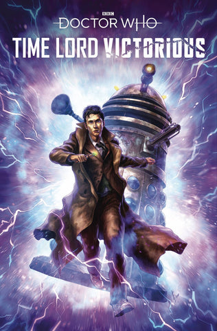 DOCTOR WHO TIME LORD VICTORIOUS #2 QUAH VARIANT