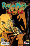 RICK & MORTY GO TO HELL #5