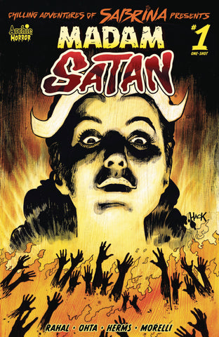 CHILLING ADVENTURES OF SABRINA PRESENTS: MADAM SATAN ONE-SHOT #1 VARIANT