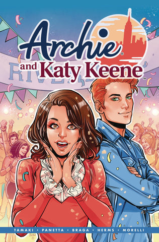 ARCHIE AND KATY KEENE TPB