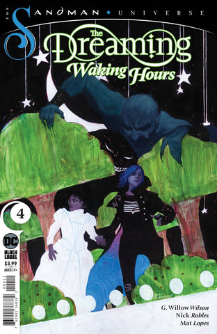THE DREAMING WAKING HOURS #4