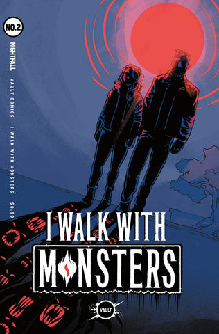 I WALK WITH MONSTERS #2 HICKMAN VARIANT