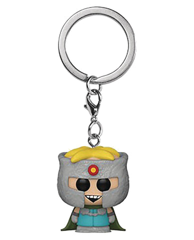 SOUTH PARK PROFESSOR CHAOS KEYCHAIN
