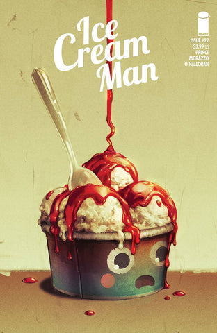 ICE CREAM MAN #22 VARIANT