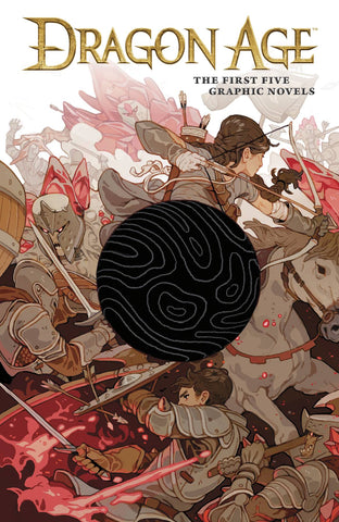 DRAGON AGE: THE FIRST FIVE TPB