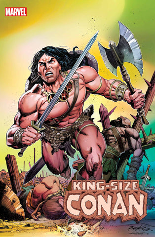 KING-SIZE CONAN #1 PACHECO VARIANT