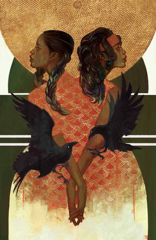 AN UNKINDNESS OF RAVENS #4 VARIANT