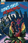 JUNIOR HIGH HORRORS STRANGEST THINGEES #1 LITTLE SHOP OF HORRORS PARODY VARIANT