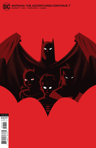 BATMAN THE ADVENTURES CONTINUE #7 VARIANT