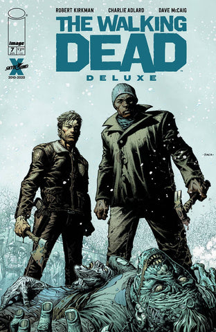 WALKING DEAD DLX #7 CVR A FINCH & MCCAIG (MR)