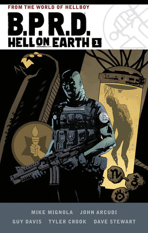 B.P.R.D. HELL ON EARTH TPB