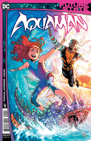 FUTURE STATE AQUAMAN #1