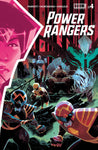 POWER RANGERS #4 (#63)