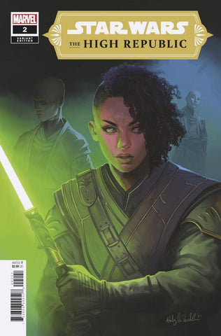 STAR WARS HIGH REPUBLIC #2 1/25 WITTER VARIANT