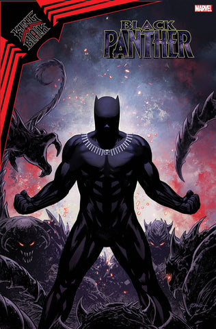 KING IN BLACK BLACK PANTHER #1 EPTING VARIANT