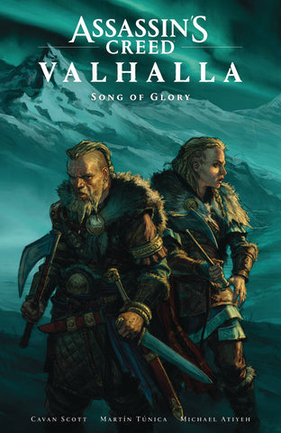ASSASSIN'S CREED VALHALLA: SONG OF GLORY HARDCOVER
