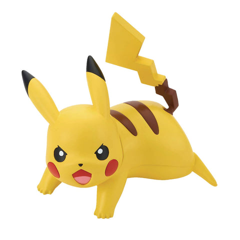POKEMON PIKACHU BATTLE POSE MODEL KIT