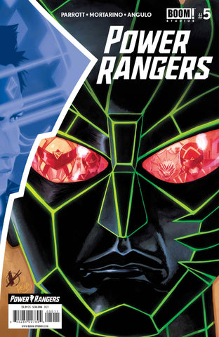 POWER RANGERS #5 (#65)