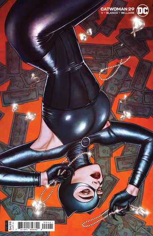 CATWOMAN #29 CARD STOCK VARIANT