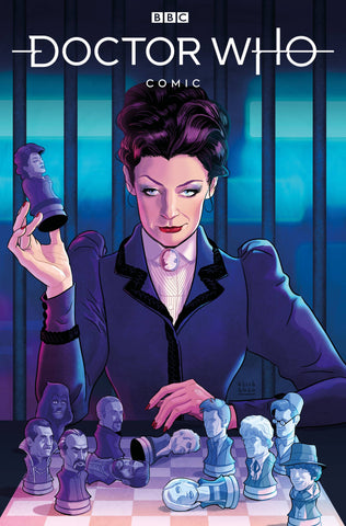 DOCTOR WHO MISSY #1 BUISAN
