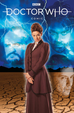 DOCTOR WHO MISSY #1 PHOTO VARIANT