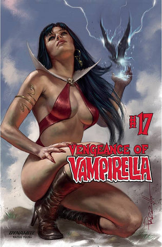 VENGEANCE OF VAMPIRELLA #17 PARRILLO