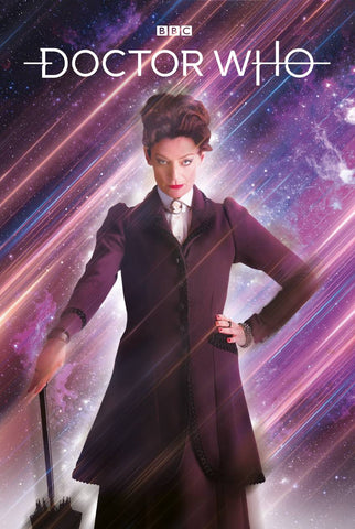 DOCTOR WHO MISSY #2 PHOTO VARIANT