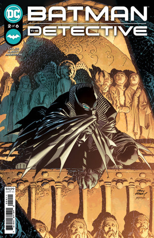 BATMAN THE DETECTIVE #2