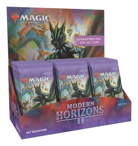 [Preorder] MAGIC THE GATHERING: MODERNS HORIZONS 2 SET BOOSTER BOX