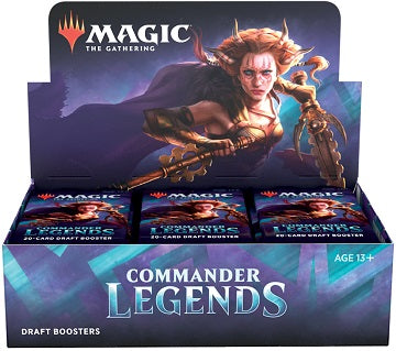 [Preorder] Magic the Gathering: Commander Legends DRAFT BOX