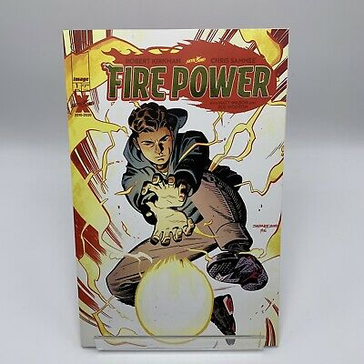 FIRE POWER #1 GOLD FOIL VARIANT