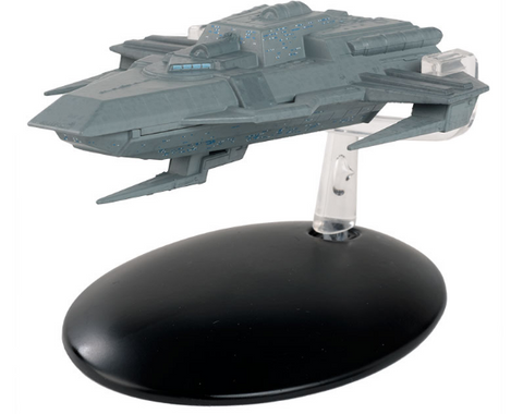 STAR TREK STARSHIPS FIG MAG #178 HUSNOK WARSHIP (C: 1-1-2)