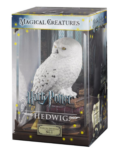 HARRY POTTER MAGICAL CREATURES NO. 1 HEDWIG