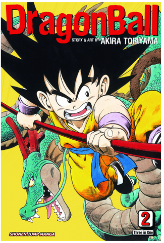DRAGON BALL VIZBIG EDITION VOL 02