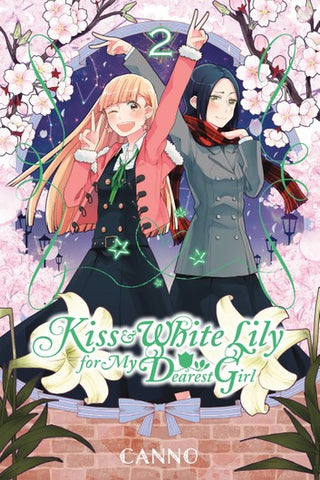 KISS AND WHITE LILY FOR MY DEAREST GIRL VOL 04