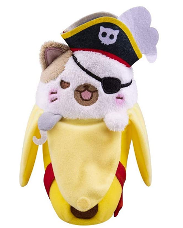 BANANYA PIRATE PLUSH