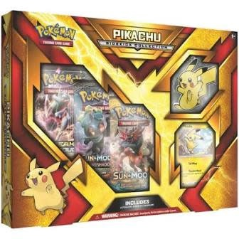 POKEMON PIKACHU SIDEKICK COLLECTION BOX