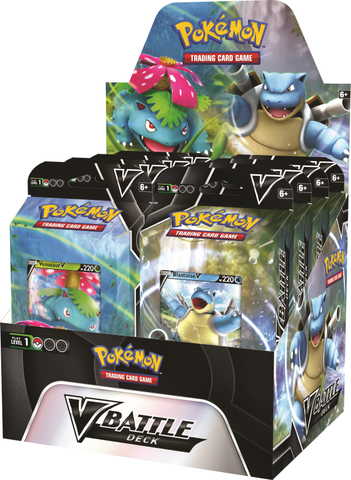 POKEMON V BATTLE THEME DECKS
