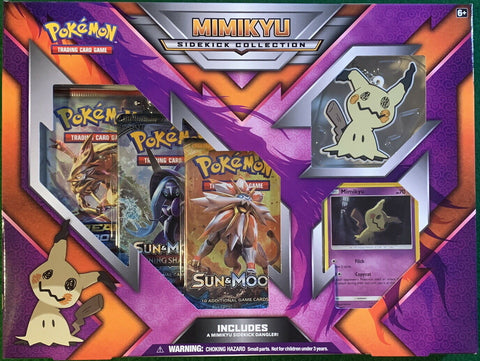 POKEMON MIMIKYU SIDEKICK COLLECTION BOX