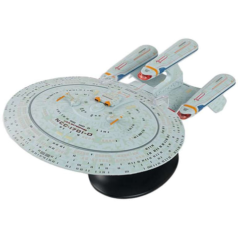 STAR TREK #20 U.S.S. ENTERPRISE NCC-1701-D DREADNOUGHT (ALL THE GOOD THINGS)