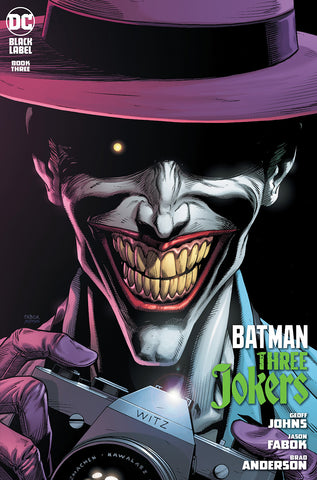 BATMAN THREE JOKERS #3 KILLING JOKE PREMIUM VARIANT