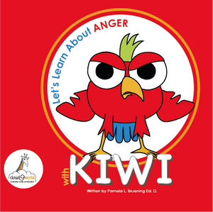 Kiwi Books + Stickers for Parents