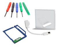 SSD upgrade kit Macbook 2nd drive kit Apple compatible