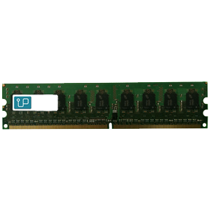 2GB DDR2 667 MHz UDIMM Dell compatible