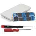 500GB  OWC Aura Pro 6G SSD and cloning kit for MacBook Pro retina 2012 and early 2013 Apple compatible