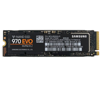 500GB NVMe SSD Samsung 970 EVO Dell compatible
