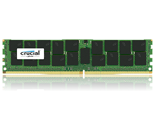 16GB DDR4 2400 MHz ECC Registered RDIMM