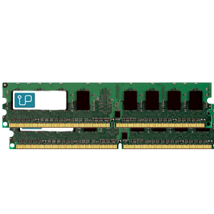 4GB DDR2 667 MHz UDIMM (2x2GB) Acer compatible kit